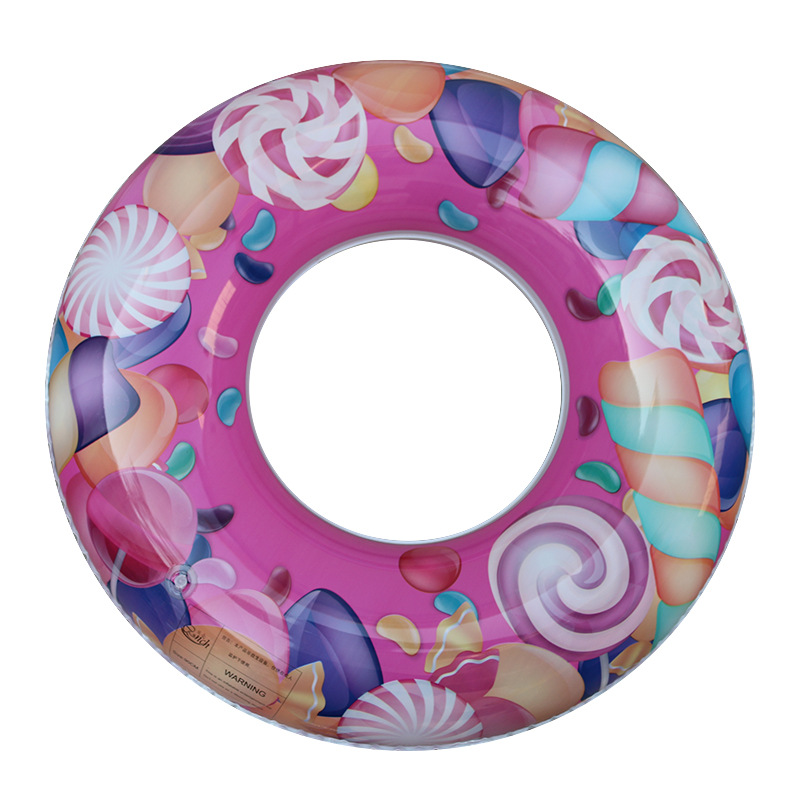 Yuyu Inflatable Swimming Ring Pool Float For Children -1858