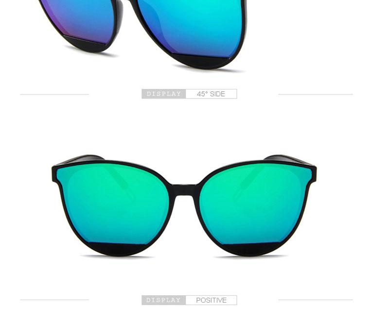 RBROVO Gafas de sol mujer vintage 13
