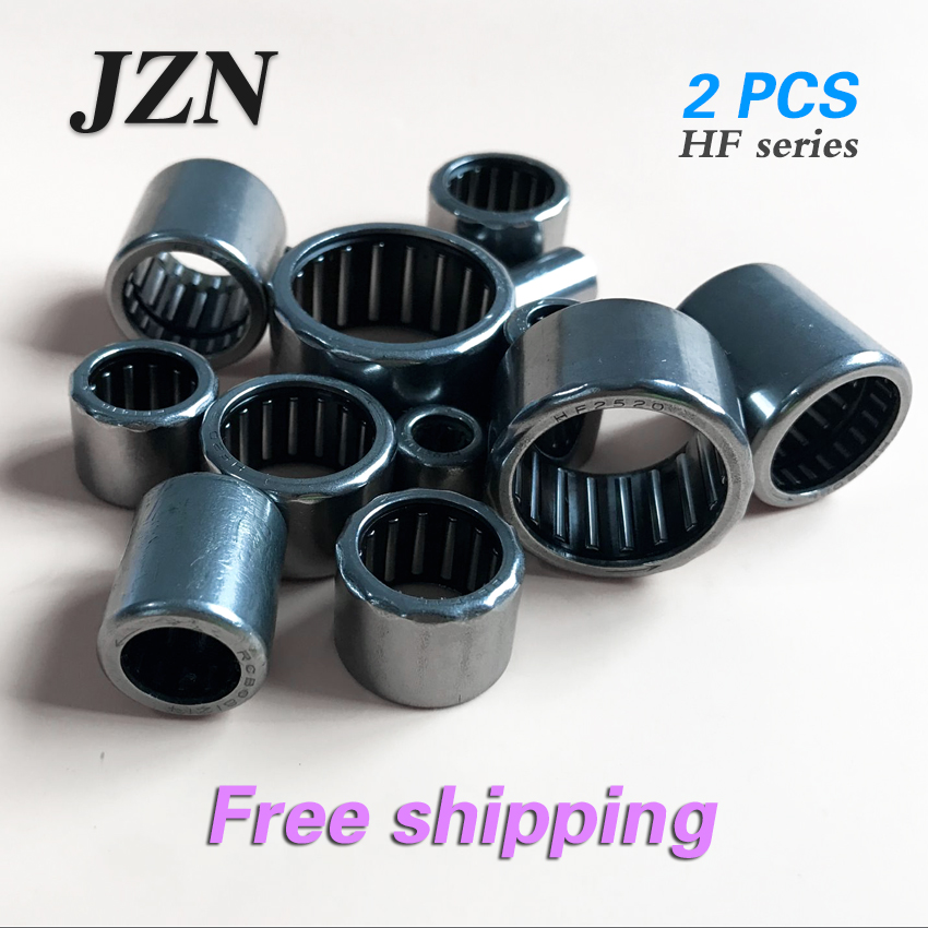 Free Shipping! HF1616 HF162216 16*22*16mm One-way Needle Roller Bearings