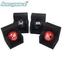 Leosport For mugen style black/red 5/6 Speed M10X1.5 Mugen Gear Shift Knob leather For Honda EK9 EP3 FN2 DC2 DC5 S2000 FD2