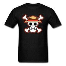 Skull One Piece Luffy Funny Comic Tshirts Men Boku no Hero Academia Japan Anime T Shirts My New Shirt