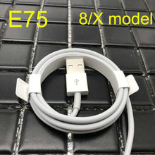 100pcs/lot Newest AAAAA+ quality E75 Cable Chip OD 3.0mm For iPhone X Xs max 8 7 SE 5 5S 6 6s plus ,with retail box 5ic 8 model(China)