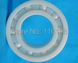 6904 61904 full ZrO2 ceramic deep groove ball bearing 20x37x9mm good quality P5 ABEC5 6906 61906 full zro2 ceramic deep groove ball bearing 30x47x9mm good quality
