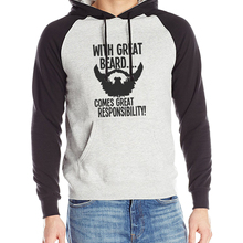 6376aed1 Buy beard man hoodie and get free shipping on AliExpress.com