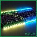 2016 Natal grande venda! arduino cartão sd/controle 12mm SM16716/LPD6803 pixel rgb led dot matrix luz