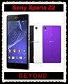 "Sony Xperia Z2 Original Unlocked GSM 3G&4G Android Quad-Core 3GB RAM D6503 5.2"" 20.7MP WIFI GPS 16GB Dropshipping"