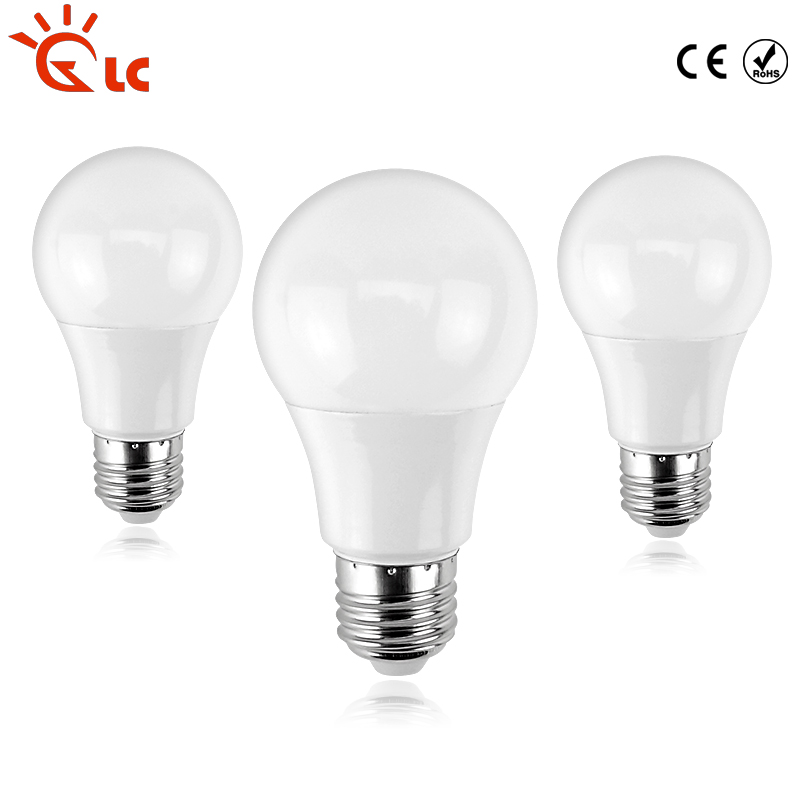 LanChuang LED lamp E27 LED bulb 220V 18W 15W 12W 9W 7W 5W 3W Led Spotlight Lamps light светодиодная лампа oem b22 3w 5w 7w 9w 12w 15w 220v ce fcc