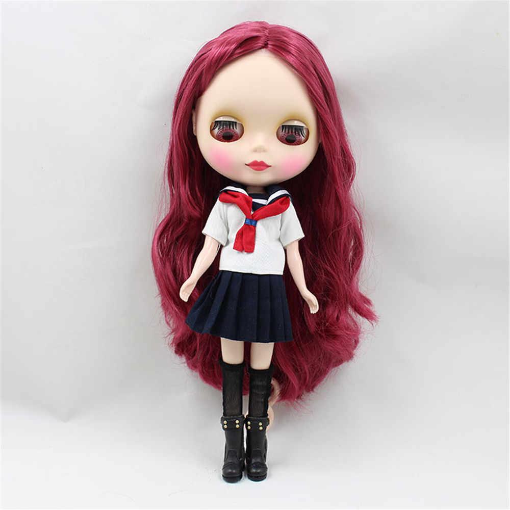 Blyth Кукла одежда подходит для 1/6 кукла школьная форма, костюм форма моряка, с леггинсами