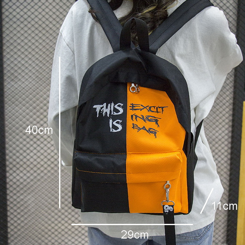 Diinovivo Fahion Nylon Women Backpack Female Korean Style Backpacks For Teen Girls For School Bags Designer Knapsack Whdv0393 #5
