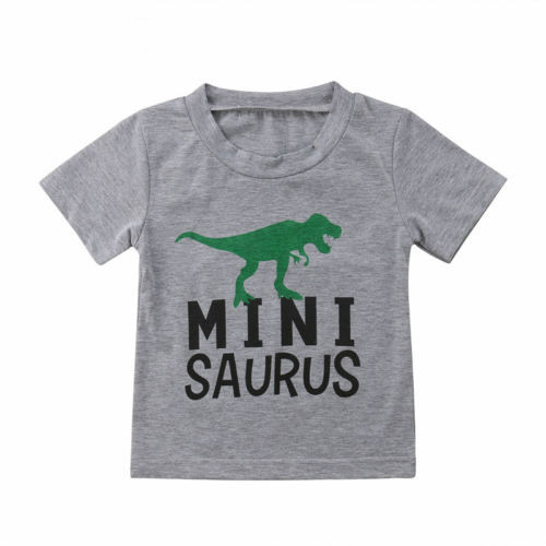c7e6124ba Mother and Children Clothes Daddy Mommy Baby Kids Maching Outfits Small  Dinosaur T shirt Family Matching Outfits-in Matching Family Outfits from  Mother ...