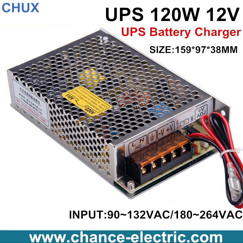 12V 10a switching power supply universal AC UPS Charging type switching power supply 12V 120w SC120W