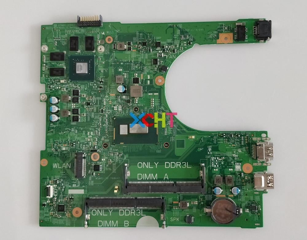 For Dell Inspiron 15 3558 W I5 4210U CN 0N9CMY 0N9CMY N9CMY 14216 1 PWB:1XVKN Laptop Motherboard Mainboard Tested