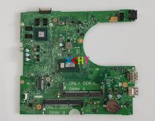 for Dell Inspiron 15 3558 w I5-4210U CN-0N9CMY 0N9CMY N9CMY 14216-1 PWB:1XVKN Laptop Motherboard Mainboard Tested все цены