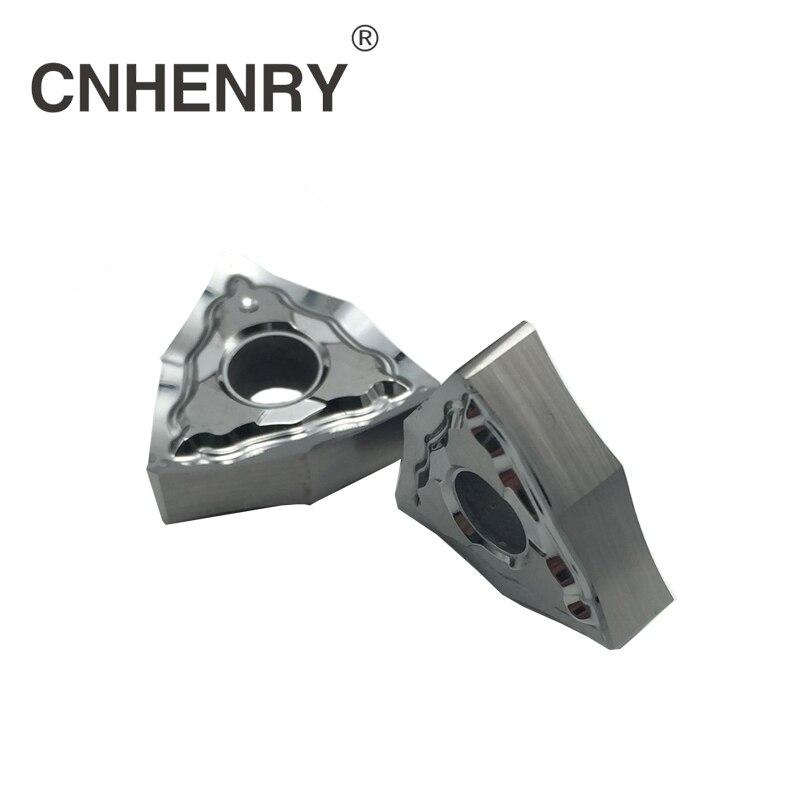 CNC eszterga-alumínium-keményfém betétek WNMG080404 - Szerszámgépek és tartozékok - Fénykép 5