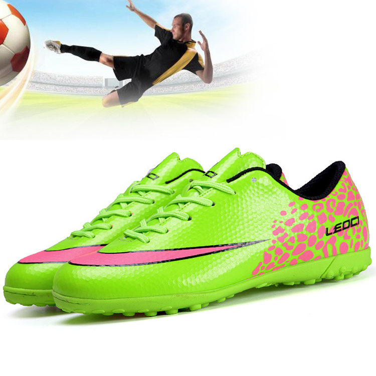 2015 new men high ankle indoor football boots forelastico IC ...