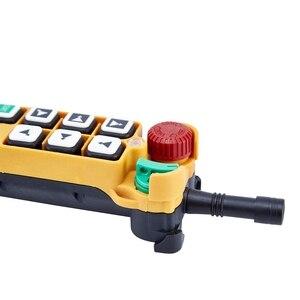 Image 5 - Télécommande UTING F24 6D sans fil radio télécommande émetteur grue