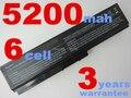 Bateria do portátil para toshiba satellite pro c650 c660d l630 l670 u400 U405D U500 C650D C660 L640 T110 T115 T135 U400 U405 A660D