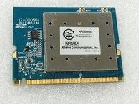 Ssea nova placa de rede para atheros ar2413a ar5005g ar5bmb5 mini pci wifi cartão sem fio 802.11 b/g 54 mbps