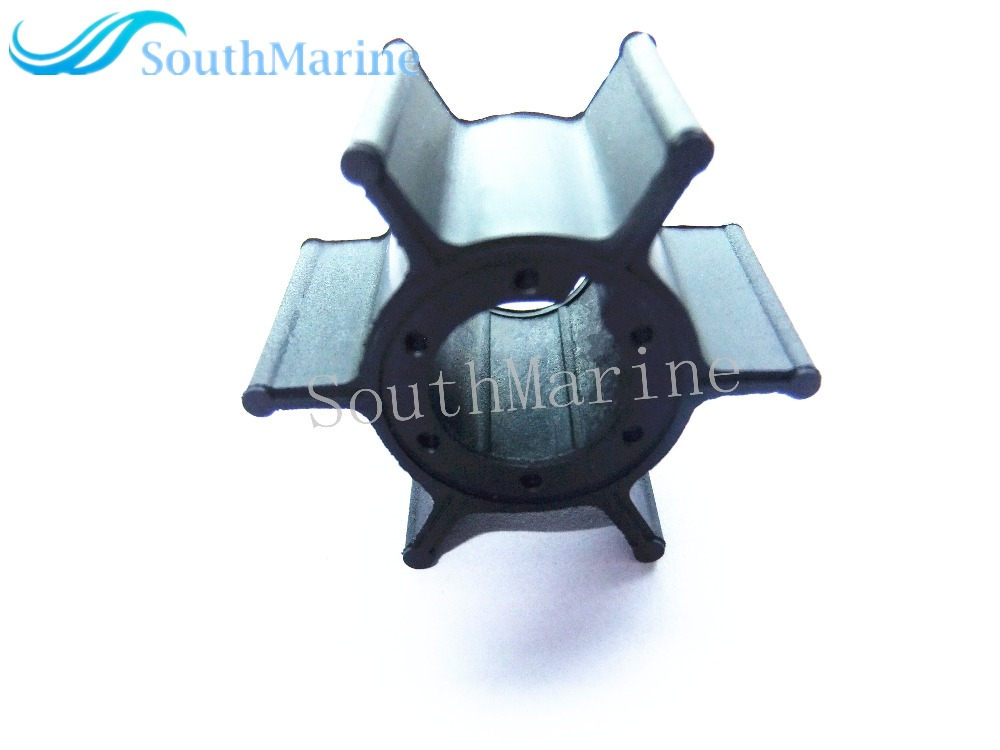 Impeller 662-44352-01 662-44352-01-00 47-95611M 47-81242M For Yamaha 6HP 8HP 15HP Outboard Motor  ( 6A 6B 8B 15A )