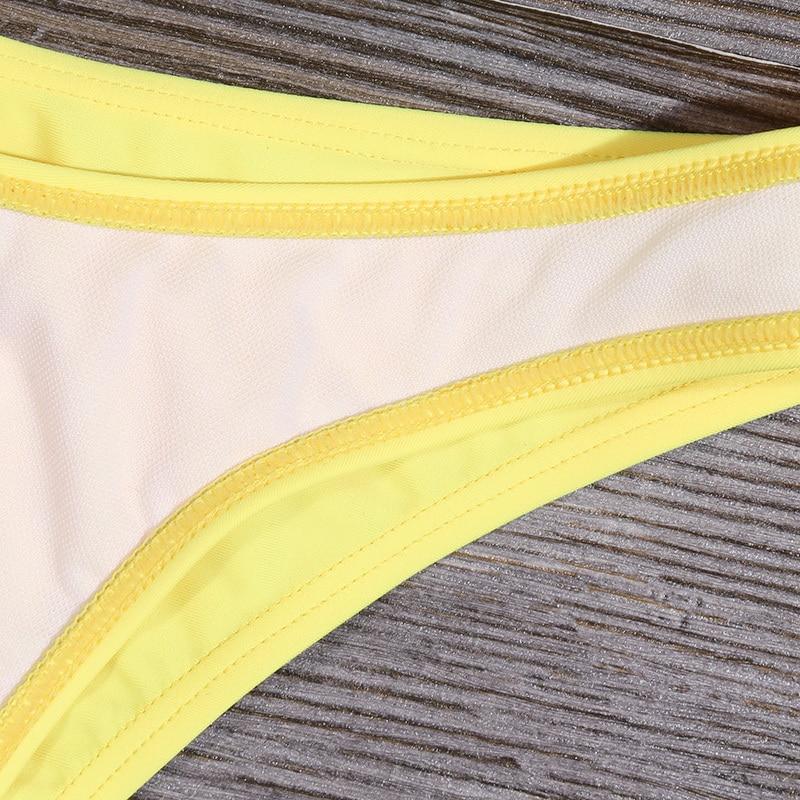 HTB1Ca26XRKw3KVjSZTEq6AuRpXan Sexy Triangle Bikini Set New Women Solid Bathing Suit Swimwear Summer Beach Wear Female Low Waist Red Swimsuit Biquini