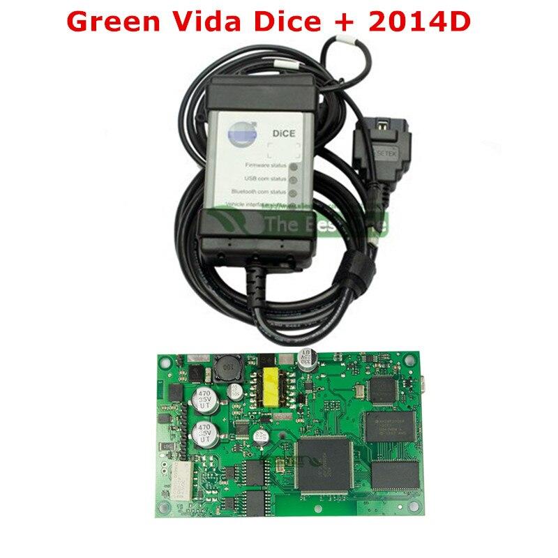 Green Dice 2014D
