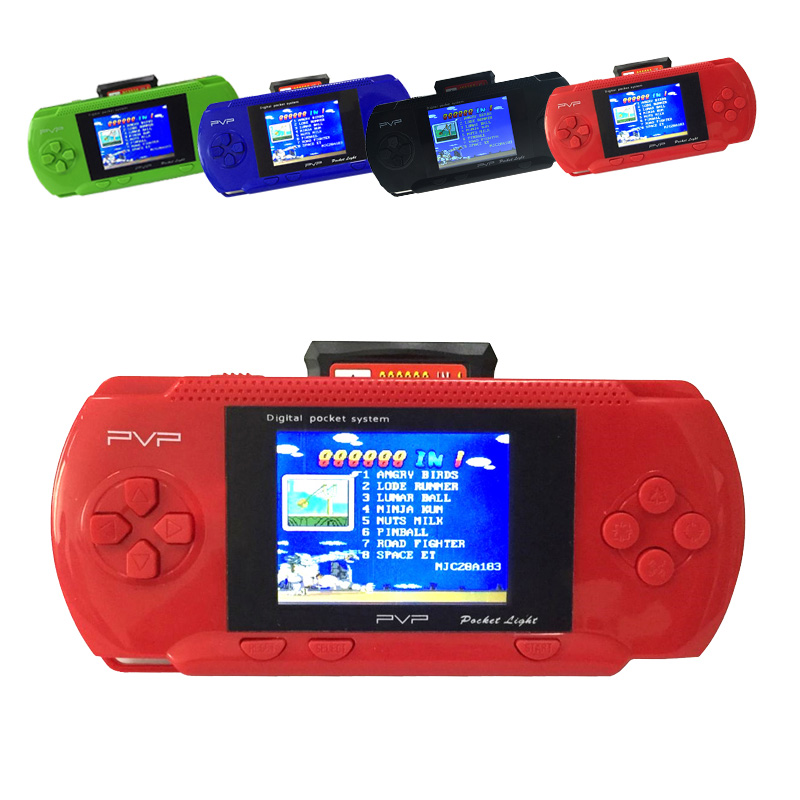 PVP 3000 Handheld Game Player Built In 89 Games Portable Video Console 28