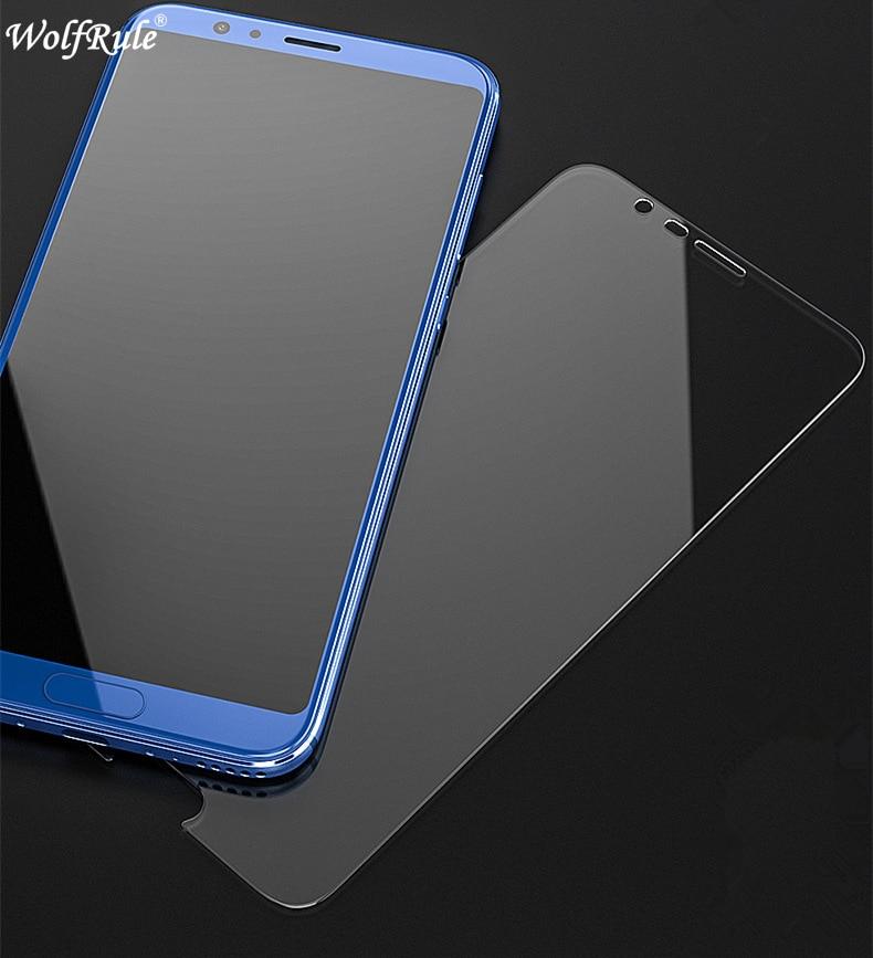 2PCS Glass Huawei Honor V10 Screen Protector Tempered Glass For Huawei Honor V10 Glass Honor V10 V 10 Toughened Film WolfRule