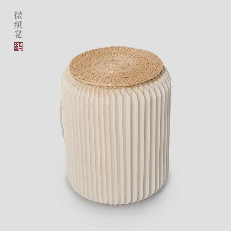 Круглый стул обувь табурет простой гостиной домашнего интерьера Творческого отдыха охраны окружающей среды