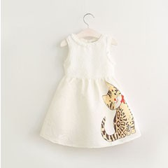 54937cca9 ①Humor Bear Summer Baby Girl Toddler Lace Clothing Dress For Infant ...