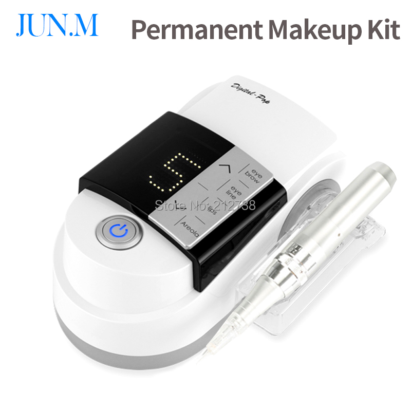 New arrival Light and convenient Tattoo Machine Eyebrow Lip Eyeline Digital Permanent Makeup Machine Pen Kit new arrival practical and convenient style multipurpose cutter