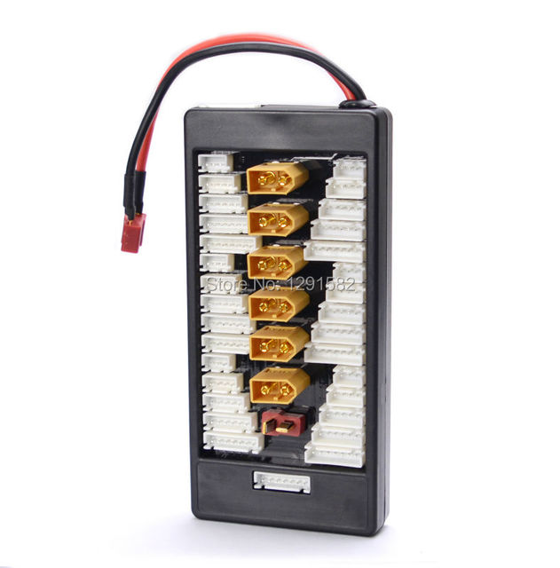 Imax B6 B6AC Lipo Charging XT60 Adaptor Board 2-6S Charge Balance Board Lipo Battery