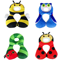 Baby Neck Pillow Child Sleeping Head Neck Protector Cartoon Pillow Baby Pillow Safety U Kids Headrest For Car Seats Baby Cushion