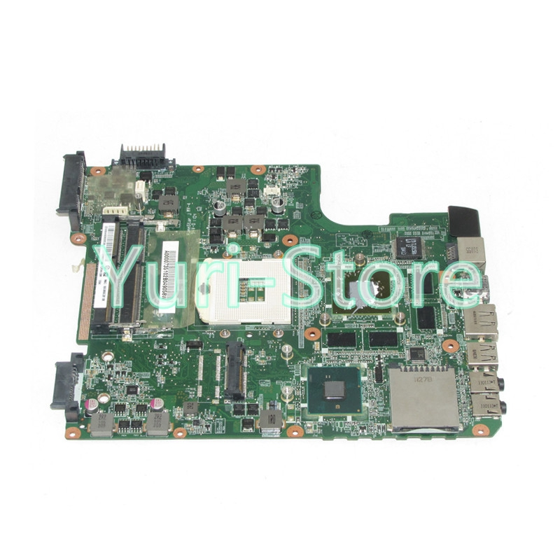 NOKOTION DATE2DMB8F0 A000073510 For toshiba satellite L645 L640 Laptop motherboard HM55 DDR3 free shipping for toshiba satellite l640 l645 a000073390 notebook laptop motherboard 100