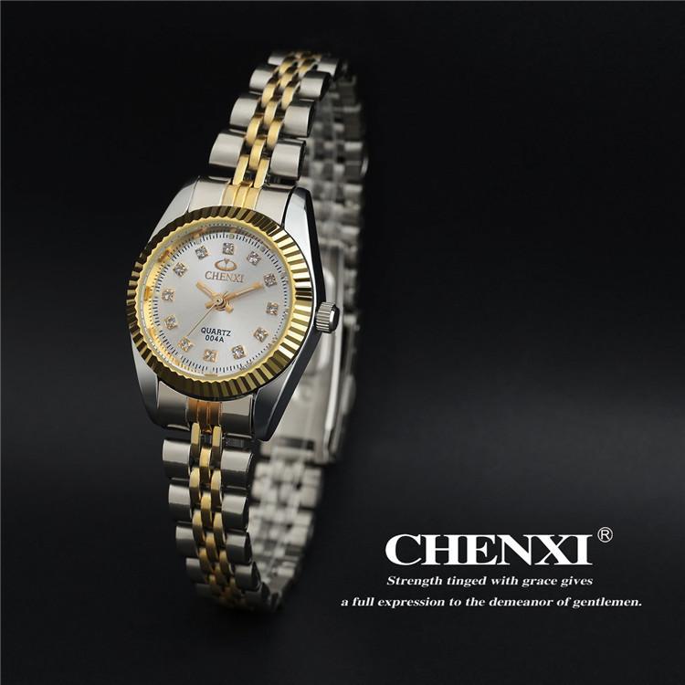 Couples Quartz Watch, Men's & Women's Watches, 30m Waterproof Wristwatches 16