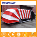 Automatic solar power retractable car canopy tent IT211