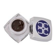 CHUSE Permanent Makeup Pigment Pro Dark Coffee Tattoo Ink Set For Eyebrow Lip Eyeliner Make Up Microblading Rotary Machine M262
