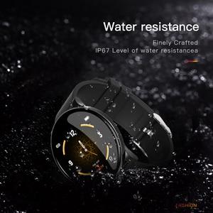 Image 4 - IOS Android 用の Bluetooth スポーツスマートウォッチ男性女性防水ブレスレット心拍数モニター血圧