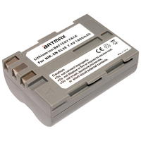 Batmax 1Pc EN EL3e EN EL3e ENEL3e Rechargeable Battery For Nikon EN EL3E Nikon D90 D700