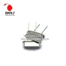 100pcs DIP HC-49S 4MHz 4.000mhz 20ppm 20pF quartz resonator