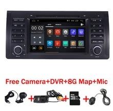 В наличии 7 «HD ips Android 8,1 dvd-плеер автомобиля для BMW E53 X5 gps навигатор с Wi-Fi 3g Bluetooth Радио руль Управление