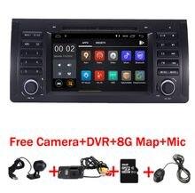 Lecteur DVD de voiture pour BMW E53 X5, avec Navigation GPS, Wifi, 3G, Bluetooth, Radio, commande au volant, Android 10.0, IPS, 7 pouces, en Stock