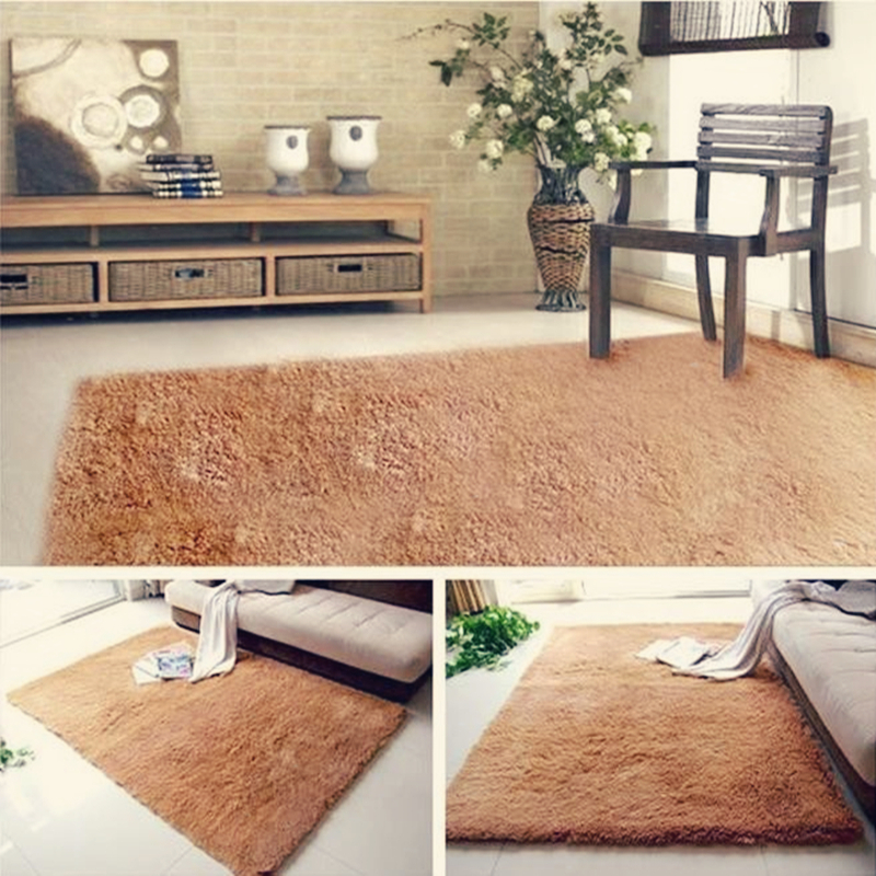 HOT Sale 120X160cm Plush Soft Carpet Floor Rug Kids Rug 3CM Fur Shaggy Carpets For Living Room Bedroom Home Decorative CarpeT