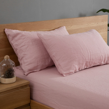 Teres Style 100% French Linen Pillow case  Soft Pillow cover  Free Shipping 1Pc ESASILK недорого