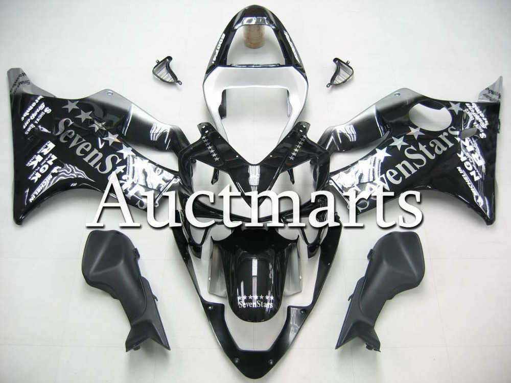 For Honda CBR 600 F4i 2001 2002 2003 Injection ABS Plastic motorcycle Fairing Kit Bodywork CBR600 F4I 01 02 03 CBR600F4i EMS09