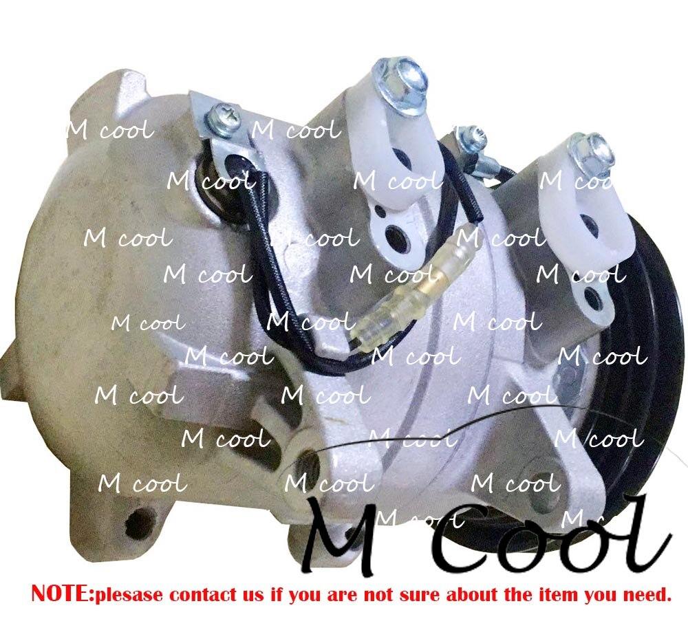 Compresseur AC de haute qualité pour Nissan Navara Pick Up D22 Pick-Up 2.4i 2.7D D21 Terrano II R20 2.4 2.7 TD 926001F701 9260036M00 - 2