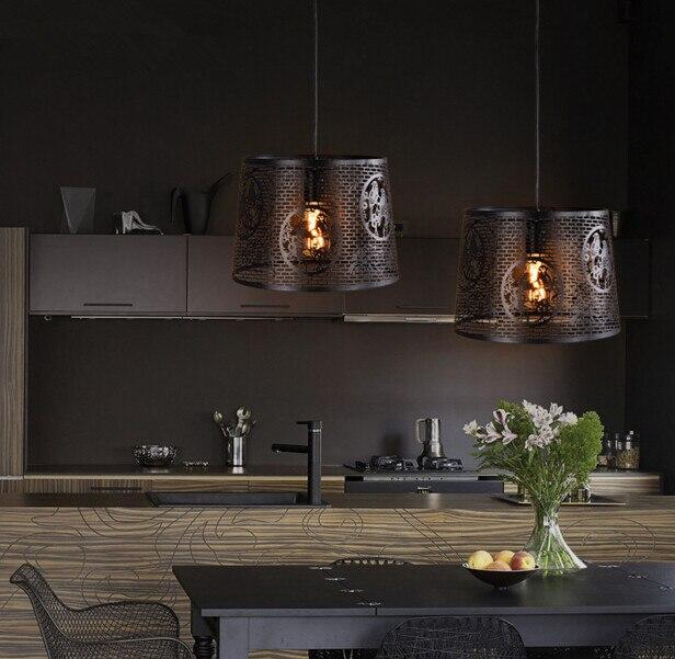 fei xian american village restaurant bar lamp nordic simple