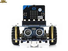 AlphaBot2 robot building kit for micro:bit, with controller BBC micro:bit(China)