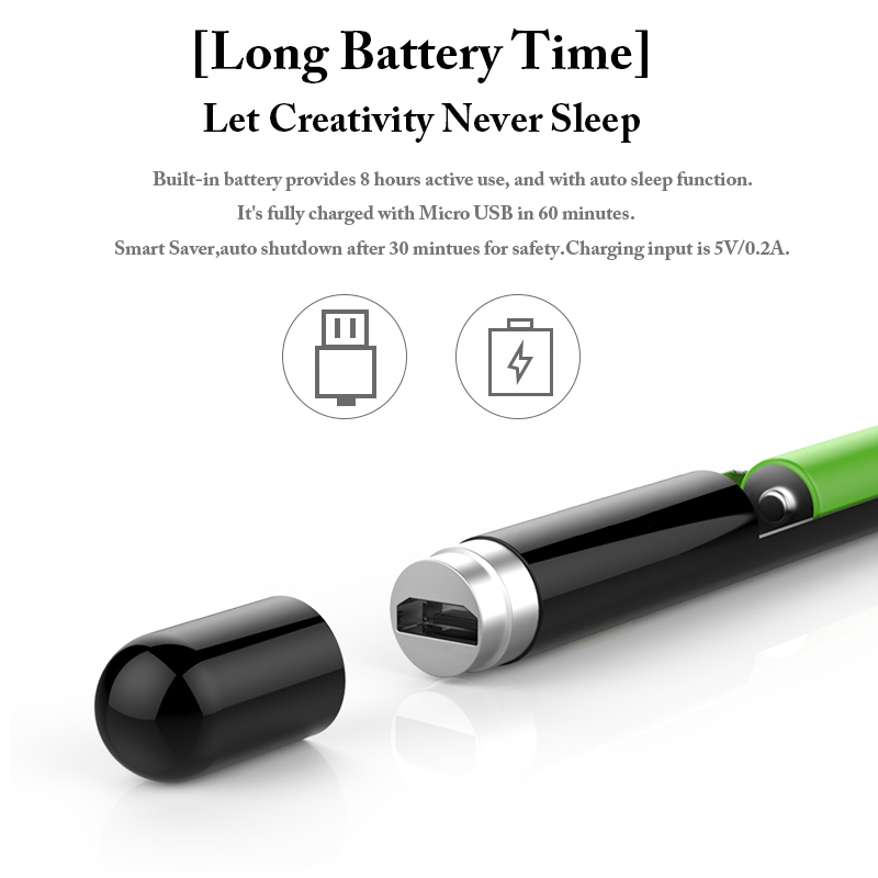 Suntaiho New For Apple Pencil stylus Pen capacitance High precision touch Pen For iPhone iPad Pro/ 1 / 2 / 3 / 4 / iPad mini