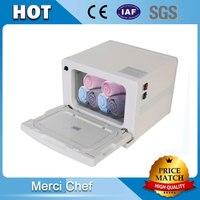 8L 18L Electric Towel Warmer Towel Disinfection Cabinet UV Light Sterilizer Facial Salon Spa Towel Machine