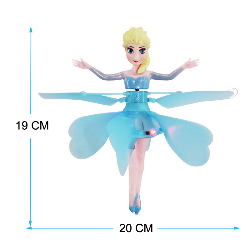 Bonecas infravermelho de indução voador bonecas Estilo : Flying Toy Estilo 1 Without Music And Remote Function